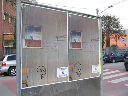adbusting street art political