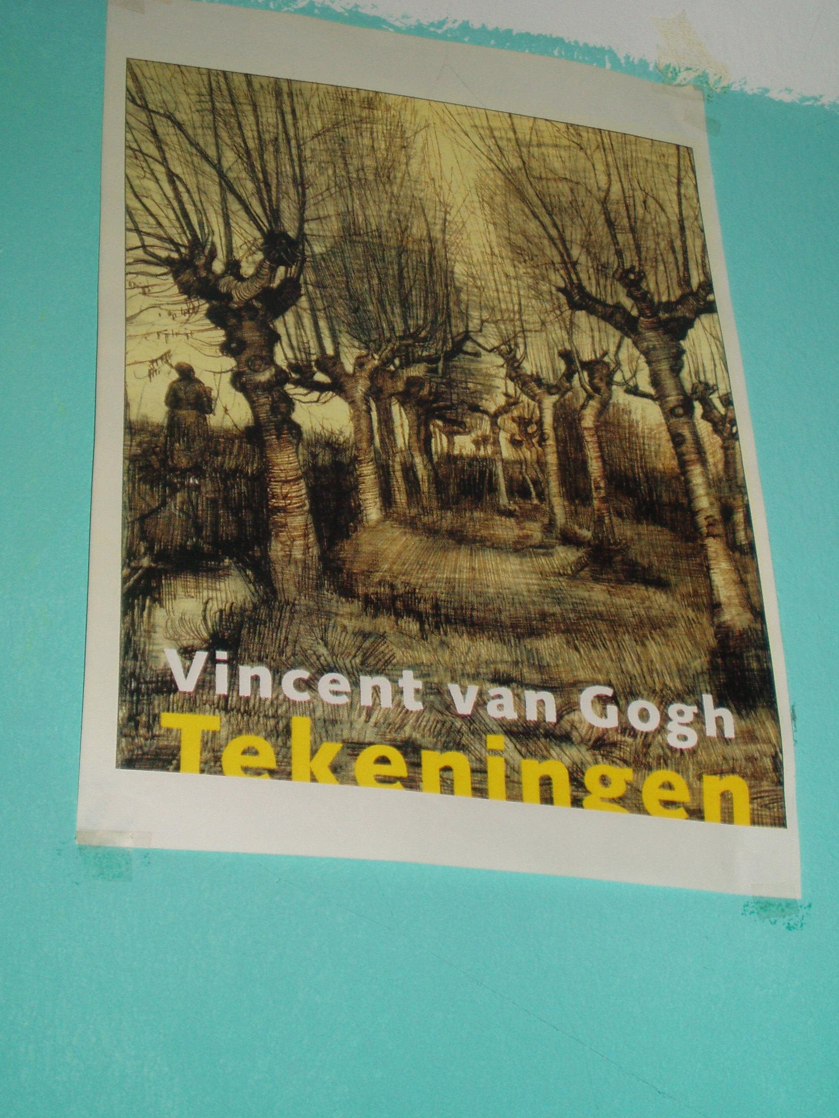 poster van gogh